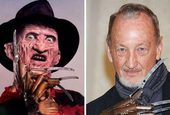 Они сумели сыграть самых эффектных злодеев в известных фильмах ужасов…
