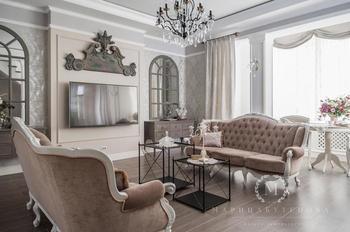 Дизайн интерьера дома в стиле прованс