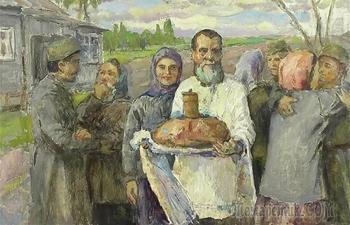 Как на Руси в древние времена гостей встречали, чем угощали и как провожали