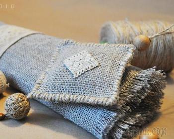 Мастер-класс: кофейный аромат и необычный дизайн интерьерной подвески саше в стиле бохо