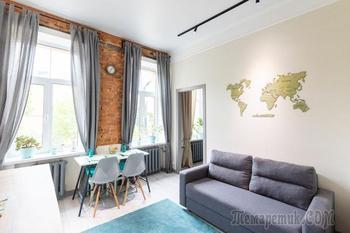 Квартира с историей в доме, построенном еще до революции