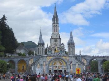 Франция - прекрасная лилия в букете европейских государств. Часть 7. Лурд - величайшая святыня Франции