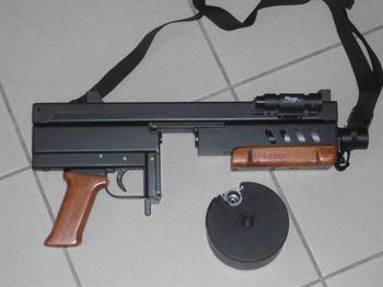 Травматический карабин Keserű Home Defender (Венгрия)
