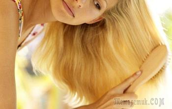 Эффективная маска для волос с натуральным мёдом