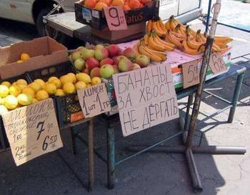 16 убойных объявлений, которые можно встретить только на рынке
