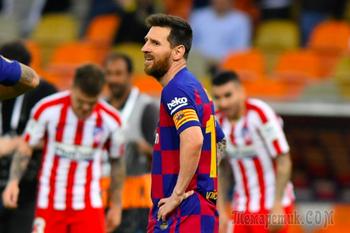 Отмена голов и ужас в финале: как «Барса» вылетела из Суперкубка