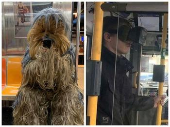 20 фотографий, которые доказывают, что общественный транспорт — это одно большое безумие