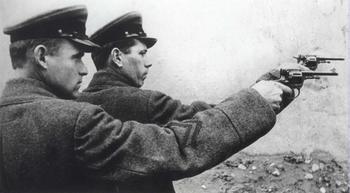 Зачем в Советском Союзе был создан револьвер со спиртовыми пулями