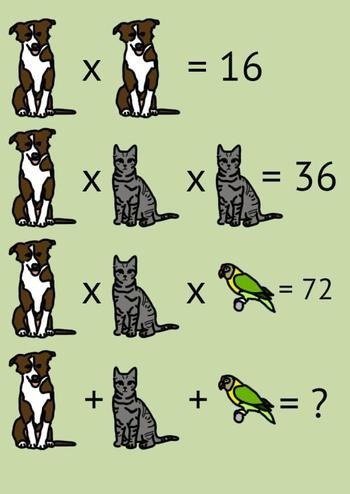 Школьники решают эти задачки на раз-два, а как быстро справитесь вы?