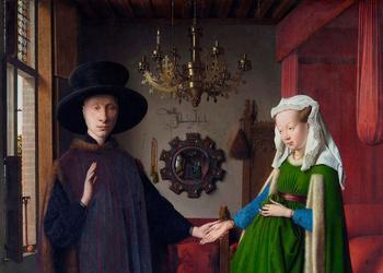 Двойной портрет Арнольфини, или О чем спорят ученые