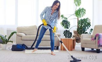 7 способов эффективной борьбы с интерьерной пылью