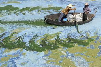 20 шокирующих фотоподтверждений ужасного загрязнения Китая