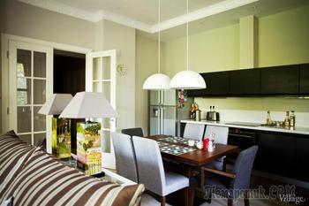 Трёхкомнатная квартира в жилом комплексе «Кутузовский»