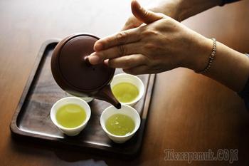 10 полезных свойств зеленого чая