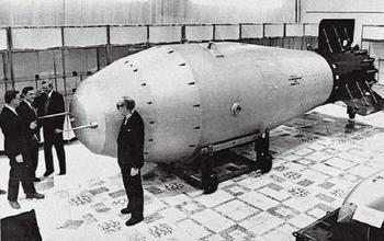 Интересные факты об ядерном оружии, которые наведут страх на вас