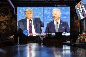 «Худший президент»: как прошли дебаты Трампа и Байдена