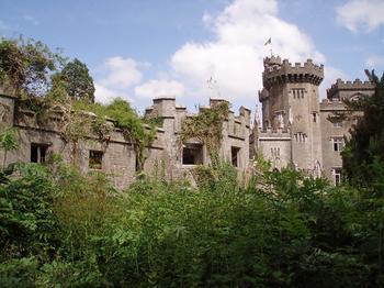 10 самых таинственных замков Ирландии