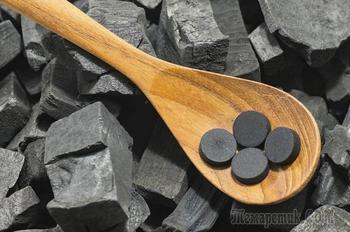 Как очистить кишечник с помощью активированного угля
