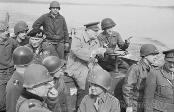 Как Черчилль планировал напасть на СССР, и Почему блицкриг не состоялся