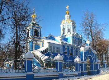 Церковь Михаила Архангела (Никольское-Архангельское): адрес, описание, история