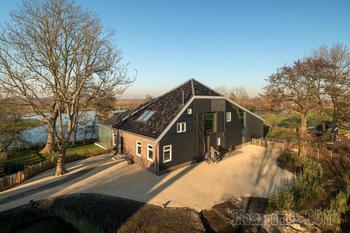 Сельский дом в северной Голландии