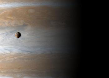 Юпитер и его галилеевы спутники