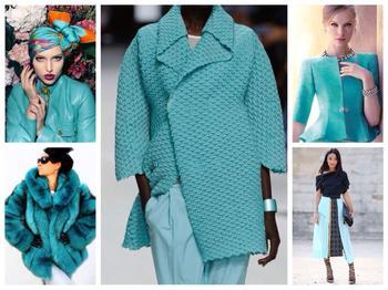 Создаем яркий образ: как правильно сочетать бирюзовый цвет в одежде
