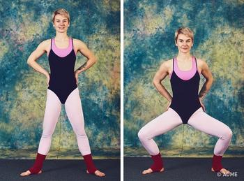 9 упражнений от Синди Кроуфорд, которые преобразят ваше тело за 10 минут в день