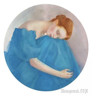 Сказочно-прекрасные акварели Марии Курбатовой