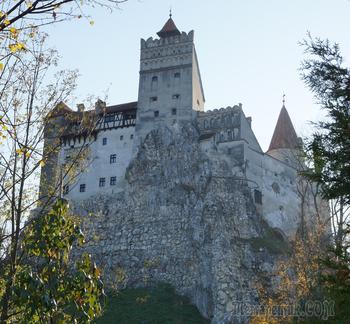 Румыния – страна загадок и легенд чарующих Карпатских гор. Часть 3. Замок Дракулы – вампирский бренд Румынии