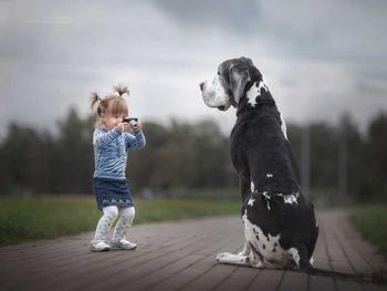 Детские фотопозитивчики