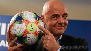 $150 млн на всех: ФИФА даст денег национальным федерациям