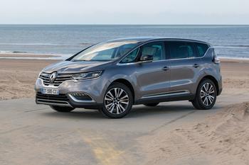 Настоящая экзотика: Renault Espace, который к нам не приедет