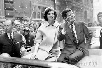 Теории заговора об убийстве президента Кеннеди