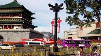 Китай 2018. 39. Сиань. В центре города