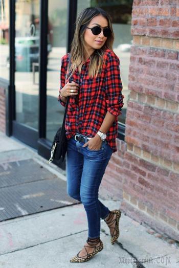 Женская одежда, которая стройнит и визуально уменьшает объем