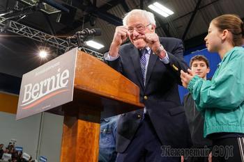 «Сумасшедший Сандерс»: кого выбрали демократы в Неваде