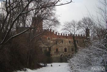 Страшные итальянские замки
