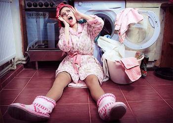 Как почистить стиральную машину автомат от грязи внутри машины