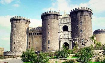 Андерский замок, замок со срезанными башнями