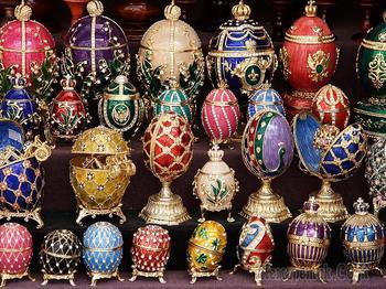 Самые дорогие яйца в мире