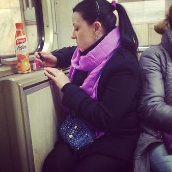 Люди подземелья или 18 чудаковатых пассажиров российского метро