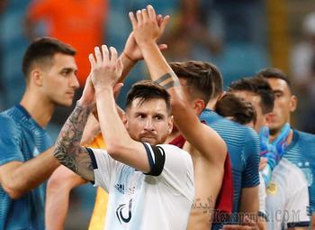 Подарок для Месси: Аргентина выползла в плей-офф