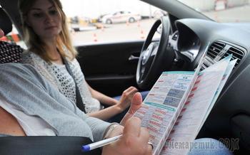 10 вредных советов начинающему водителю
