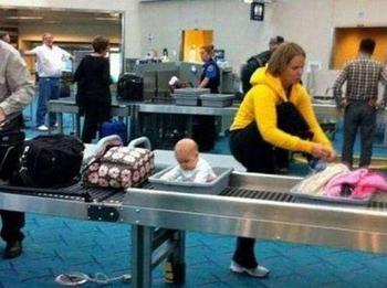 Приколы из аэропорта