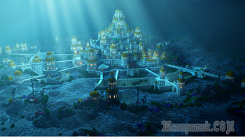 Факты о потерянной Атлантиде, о которых знают далеко не все