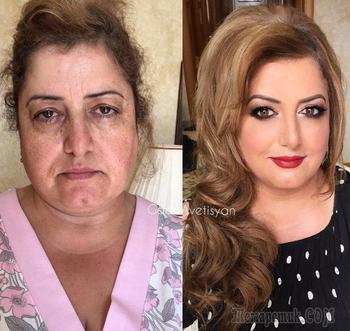 Российский визажист изумительно преображает женщин при помощи макияжа