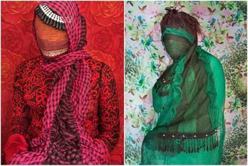 Красивой быть — запрещено! Фотограф из Бангладеш сделала проект о женской дискриминации в родной стране