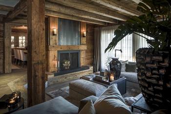 Уютное шале в Швейцарии