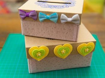 Как сделать коробочку - советы по выбору материала